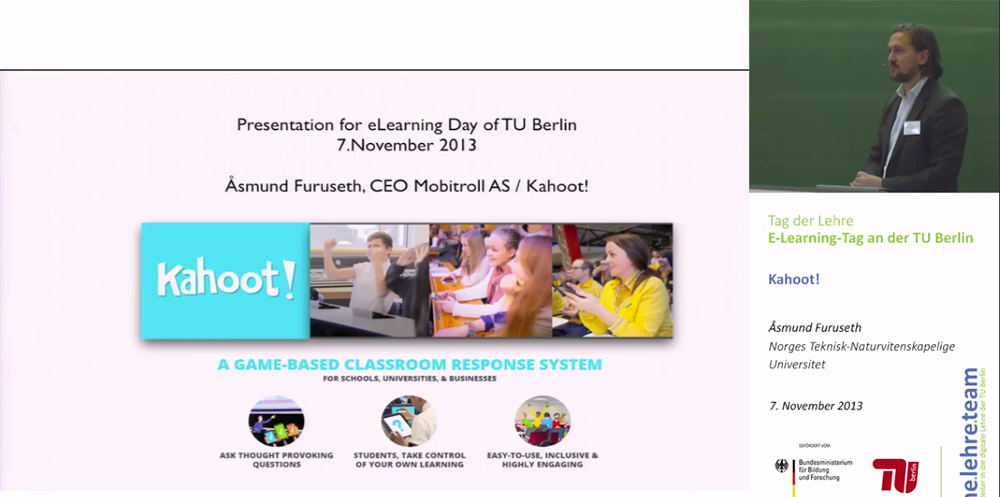 Kahoot! A blended learning engagement tool