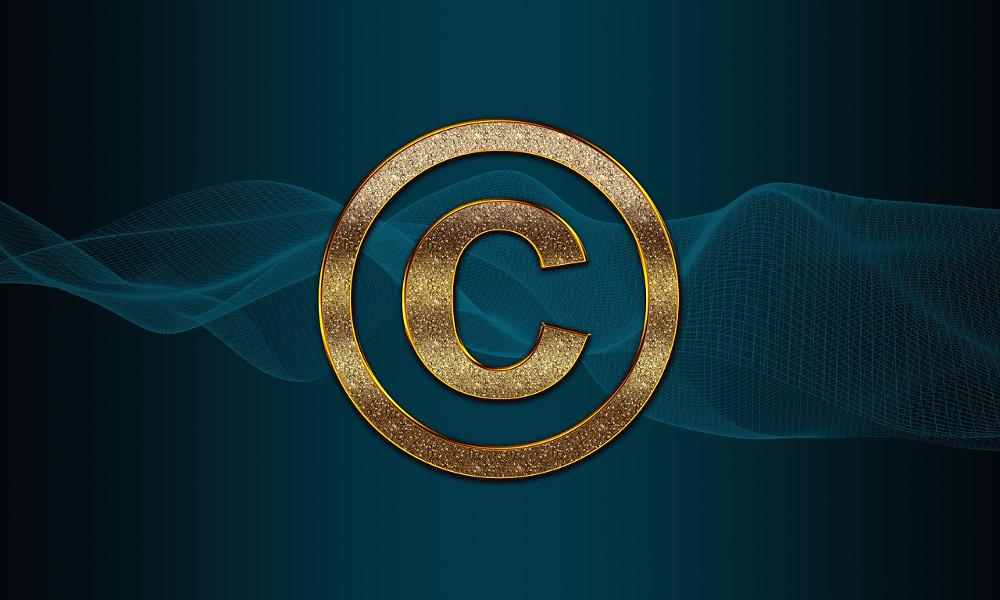 Urheberrecht im E-Learning Grafik des Copyright-Zeichens