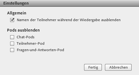 Adobe Connect Aufzeichnungen anonymisiert : Screenshot1