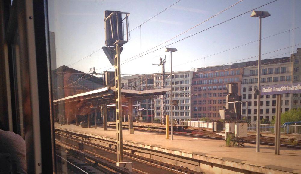 Fotografie von einem Bahnhof. Bild zum Thema Screencasts zur Simulation von Eisenbahnnetzen.