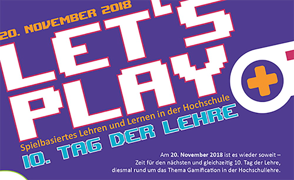 Tag der Lehre 2018 | Gamification